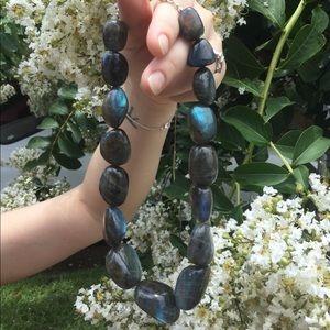 Luxury Labradorite Necklace